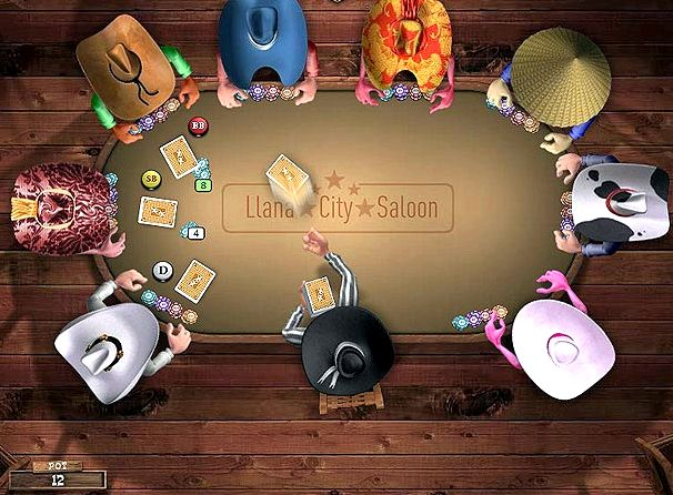 Бесплатно игры покер
