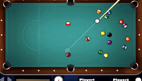 Бильярд онлайн 8 ball pool