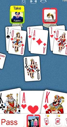 Игра в карты на 6 дурак правила