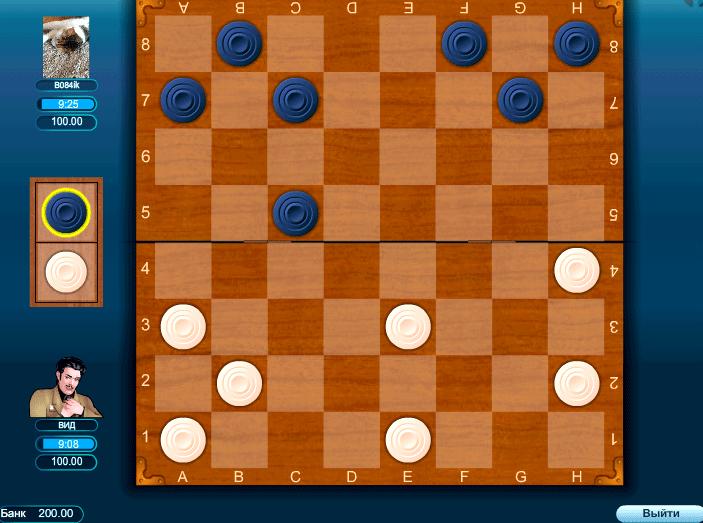 Играть в нарды шашки онлайн