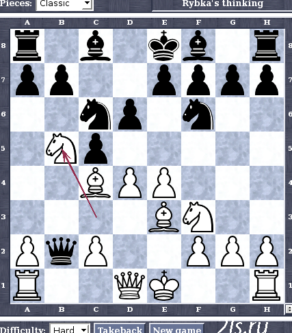 Играть в шахматы с регистрацией