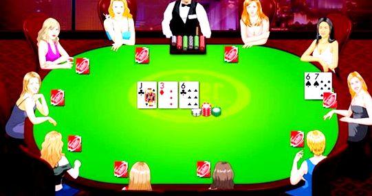 Игры покер играть бесплатно