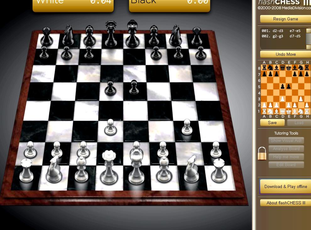 Играйте в шахматы он, лайн безплатно - ChessFriends.ru