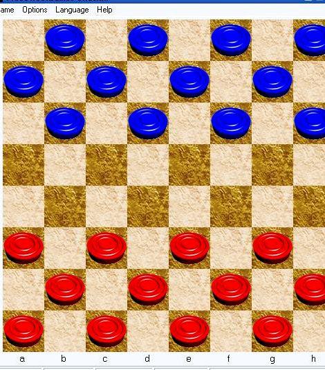 Java игры шашки на комп