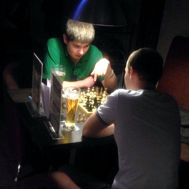 Интеллектуальные игры шахматы