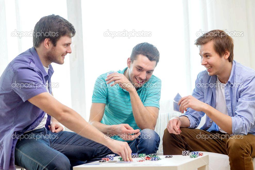 Как играть в покер в домашних условиях