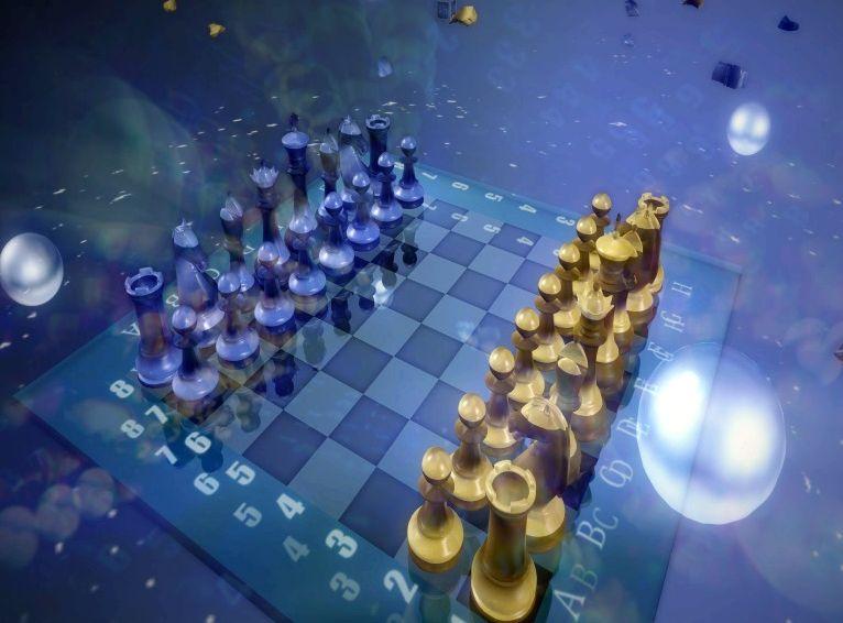 Канобу игры шахматы