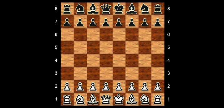 Классические шахматы с компьютером