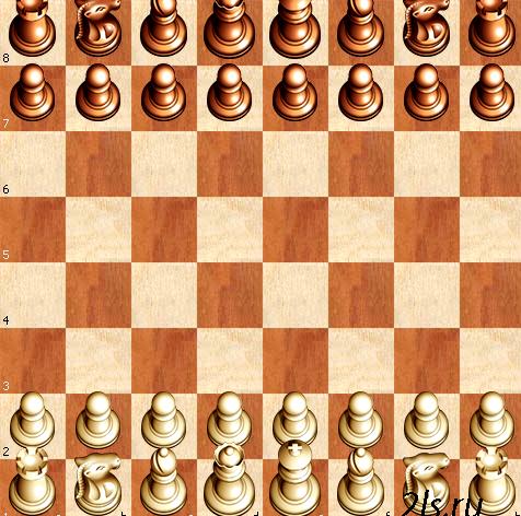 Поиграть в шахматы с компьютером бесплатно