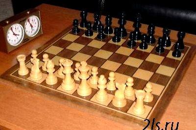 Поиграть в шахматы с компьютером