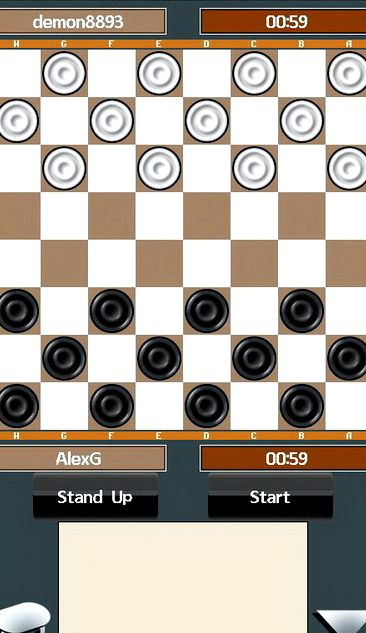 Шашки онлайн checkerrs