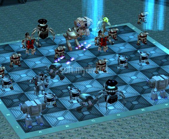 Скачать 3д шахматы на компьютер