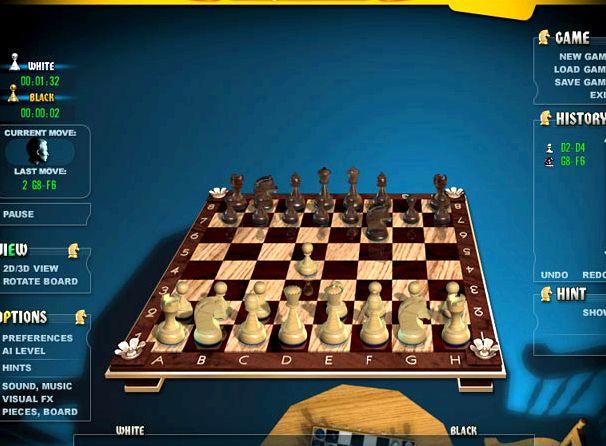 Скачать игру шахматы на пк