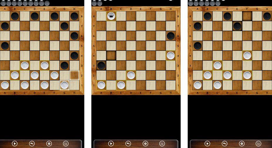 Скачать игру шашки на андроид
