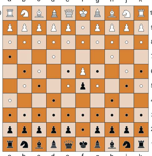 Стоклеточные шахматы правила