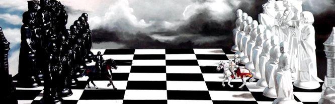 Стратегия игры в шахматы