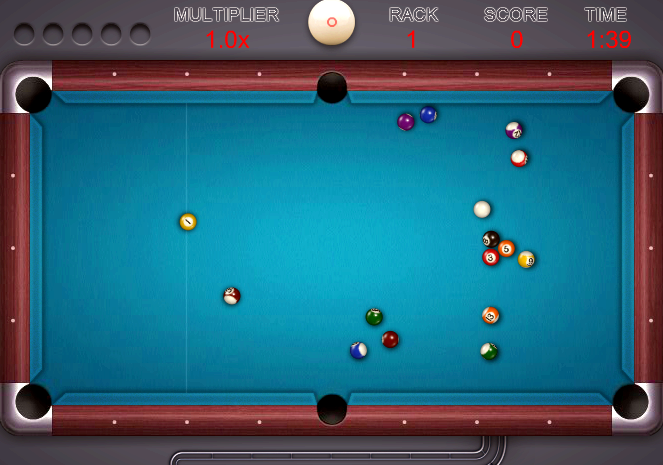 Бильярд 8 ball pool играть онлайн