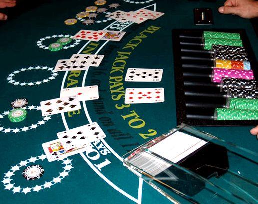 Blackjack играть онлайн бесплатно