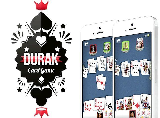 Игра дурак в карты онлайн
