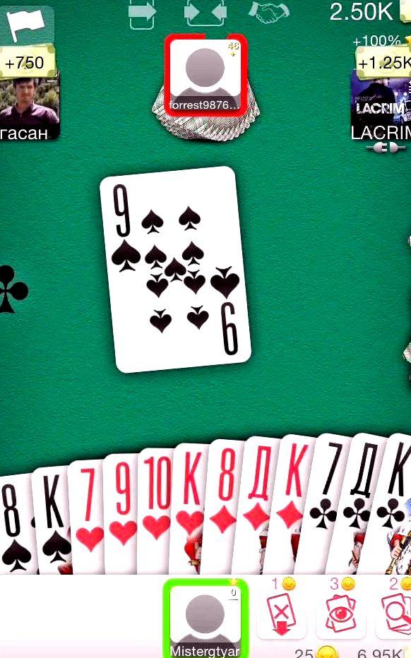 Игра карты дурак с компьютером бесплатно