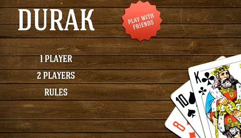 Игра карты дурак скачать бесплатно на телефон
