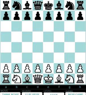 Игра шахматы играть бесплатно