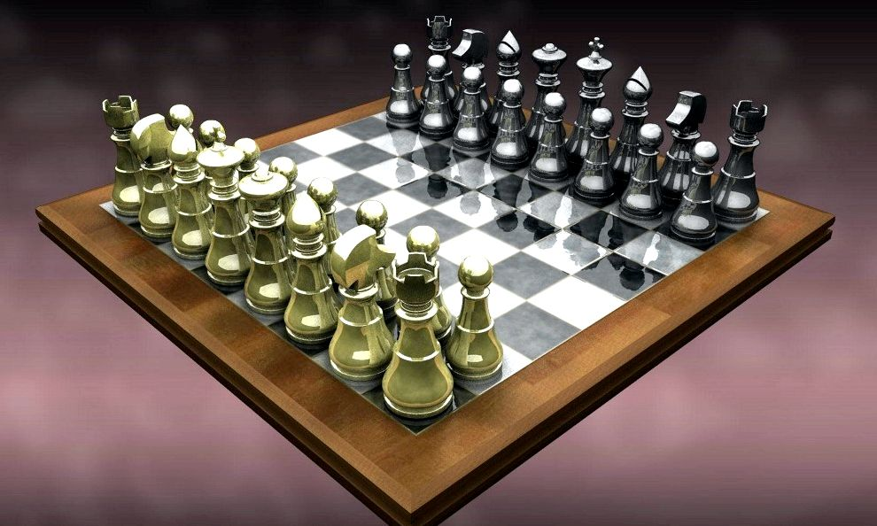 Игры шахматы онлайн играть