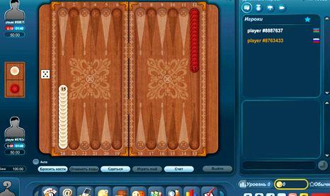 Нарды играть в онлайн