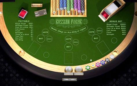 Онлайн русский покер играть правила внутреннего контроля в целях противодействия легализации в казино