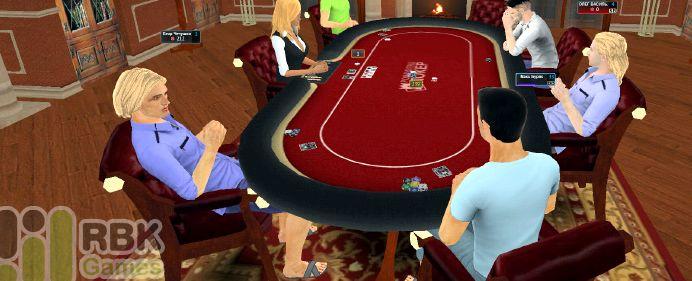 Покер онлайн бесплатно и без регистрации