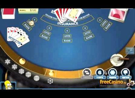 Покер русский бесплатно