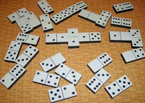 Правила игры домино для двоих