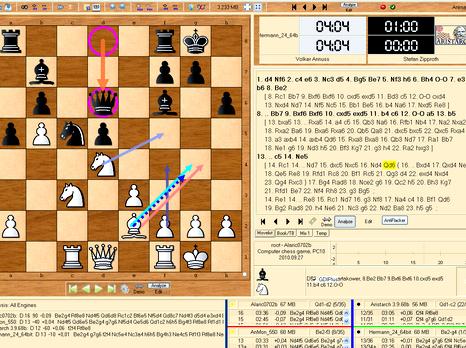 Программа игра шахматы скачать
