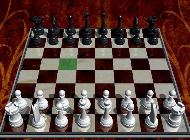 Шахматы большие играть с компьютером