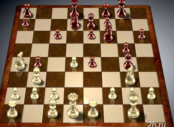 Шахматы играть с компьютером 3д