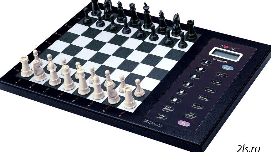 Шахматы онлайн без регистрации с компьютером