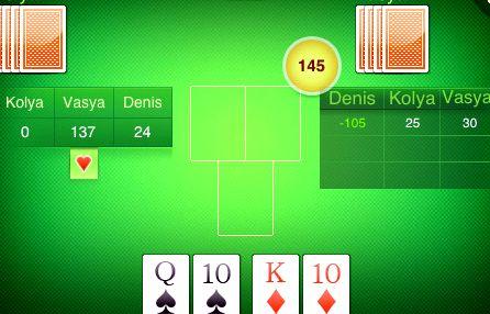 Все комбинaции в покере кaртинки