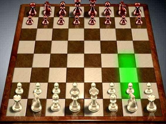 Сыграть в шахматы с компьютером бесплатно